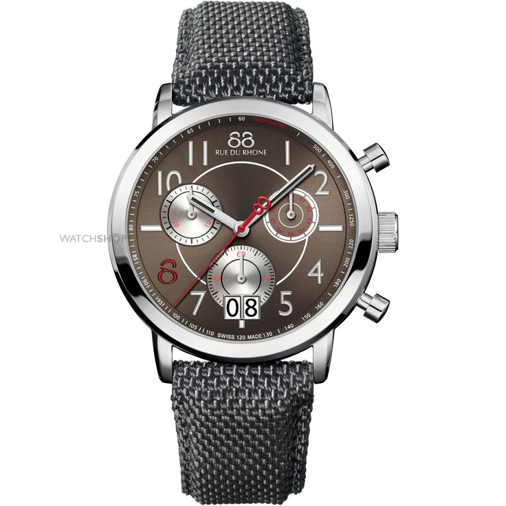 Mens 88 Rue Du Rhone Chronograph Watch 87WA164504