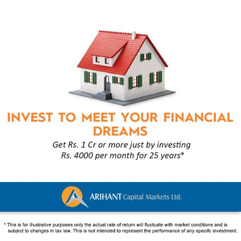 Meet your financial dreams. Click here http://bit.ly/1tfZekY to find out if your current monthly investments can provide you a financially secure future and to plan your investments efficiently.