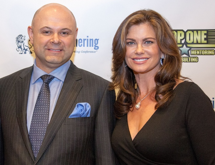 Shawn Shewchuk and Kathy Ireland
