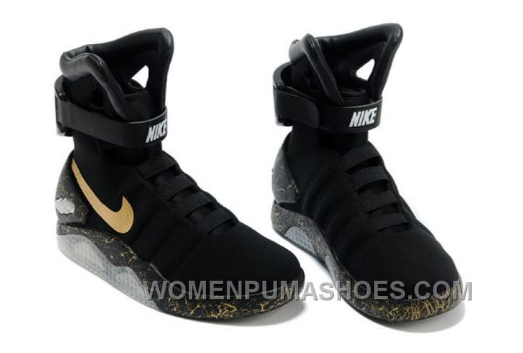 http://www.womenpumashoes.com/nike-air-mag-back-to-the-future-limited-edition-shoes-black-gold-copuon-code-np2wc.html NIKE AIR MAG BACK TO THE FUTURE LIMITED EDITION SHOES BLACK GOLD COPUON CODE NP2WC Only $129.21 , Free Shipping!