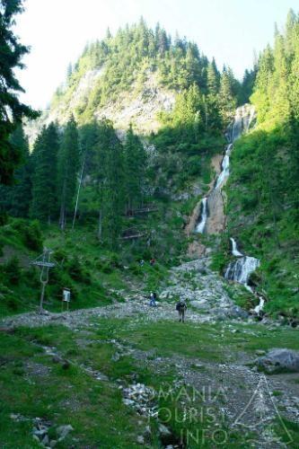 Cascada Cailor - Borsa Maramuresului   Galerie Foto   Romania Tourist Info