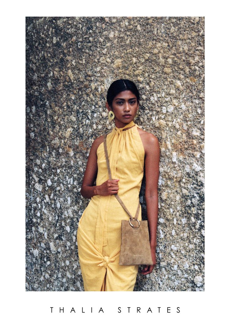 Thalia Strates Campaign 2017 shot by Ané Strydom. Styling by Kristi Vlok, H&M by Saffiyah Cassim Khan, Model: Manuela Basilio.