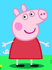 Peppa Pig overtakes Thomas the Tank Engine as UK's favourite pre-school toy