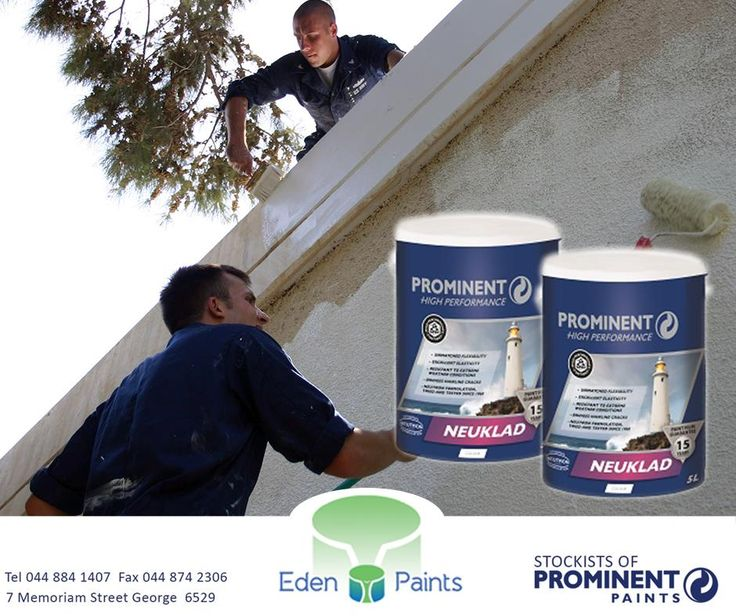 Neutron Neuklad 100% Pure Acrylic Waterproofing Emulsion. It is one of the most durable and versatile exterior waterproofing coatings available. Neuklad is based on a proprietary Pure Acrylic blend and is re-enforced with carefully selected natural and pure fibres. Get it now at #EdenPaints #NeutronNeukLad #PureAcrylic