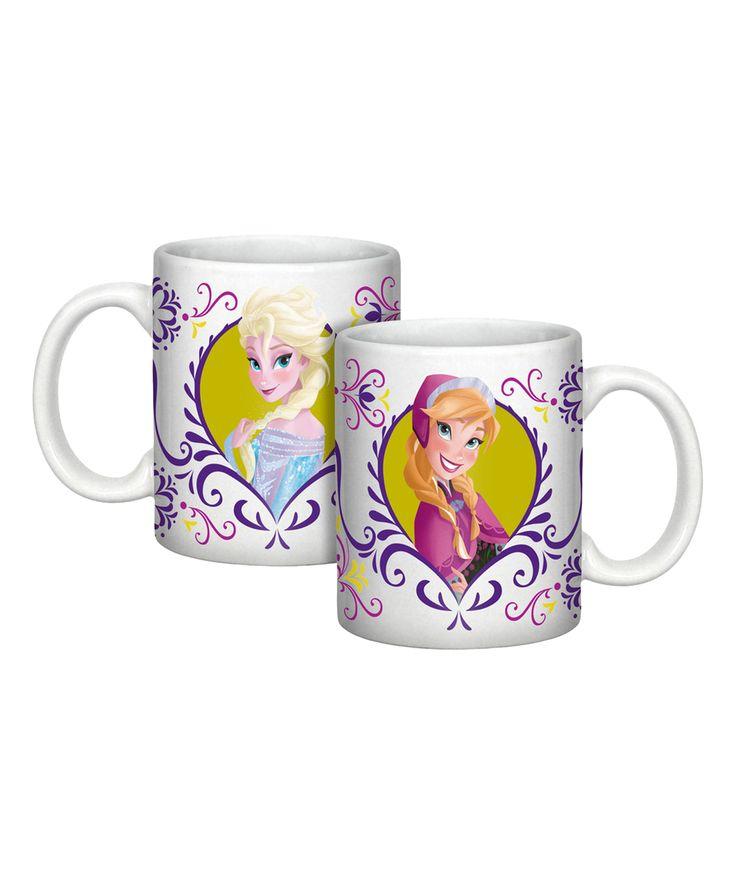 Frozen Mug - Set of Four