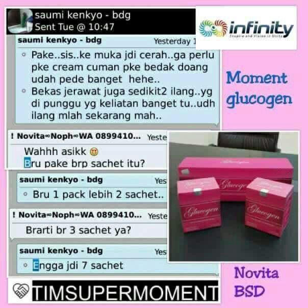 Glucogen moment top daaah