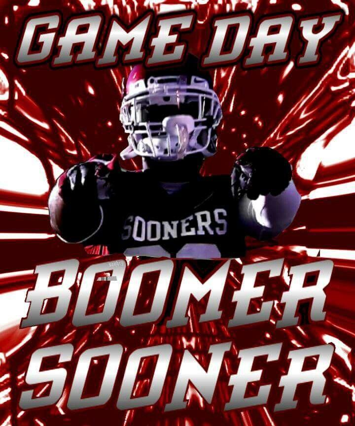 OU Sooners Football #BoomerSooner