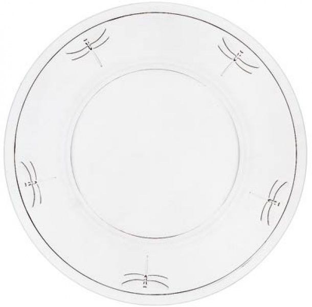Soup-plate 24 cm Dragonfly