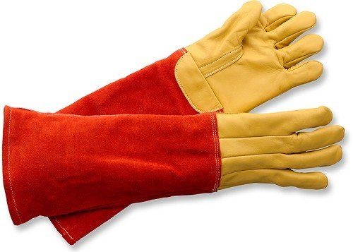 Vet-ProTM Warden Pro-Max Animal and Reptile Handling Gloves for sale