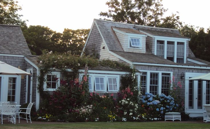 Flowers-  Inspired Design: my guest post for new england home magazine