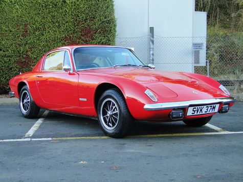 1974 lotus elan 2s 1305 classic car auctions