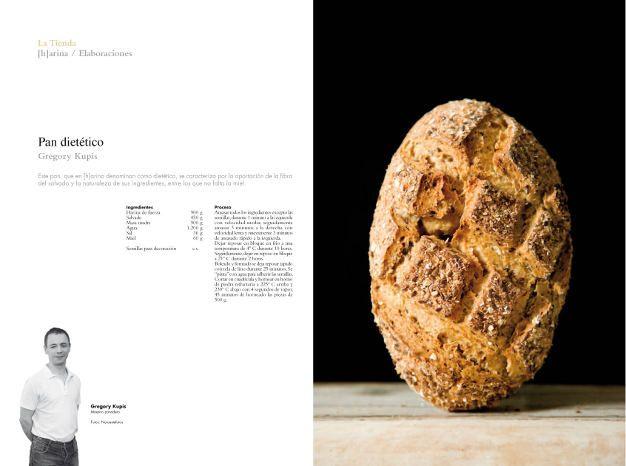 Magazine Molinería Y Panadería #3 with Ángel León, Xavier Barriga,...|Montagud