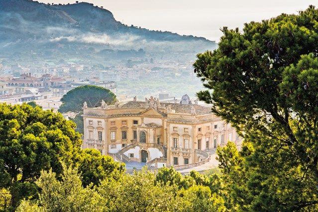 Sicily's most romantic hideaway: Villa Valguarnera in Bagheria