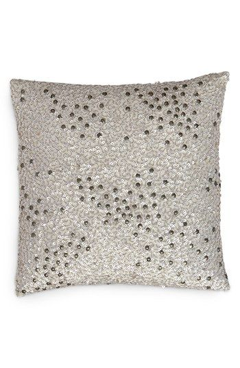 Donna Karan 'Reflection' Decorative Pillow (Online Only) available at #Nordstrom (bedding)