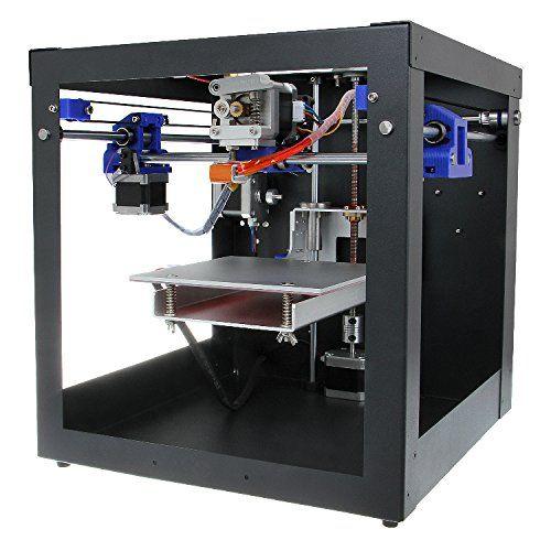 Geeetech Me Creator Mini Desktop MK8 Extruder Assembled DIY 3D Printer Prusa…