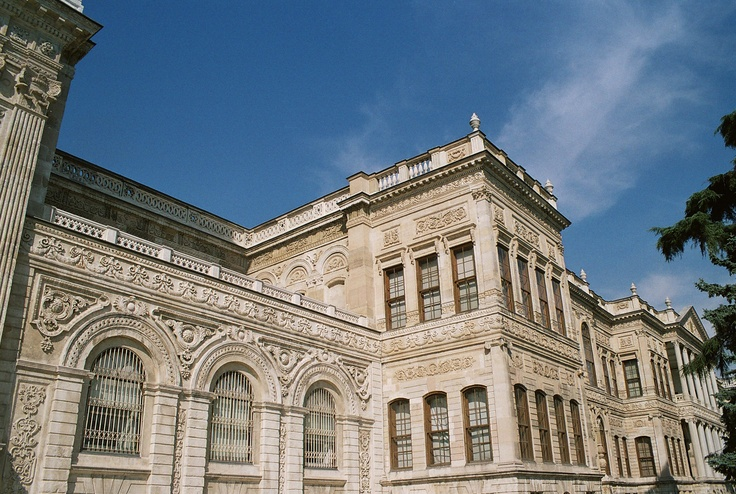 Visit the over-the-top 19th century home of Sultans, Dolmabahce Palace.