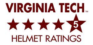 Virginia Tech Helmet Ratings: Football helmets