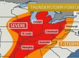 Tornado outbreak Nov. 17, 2013