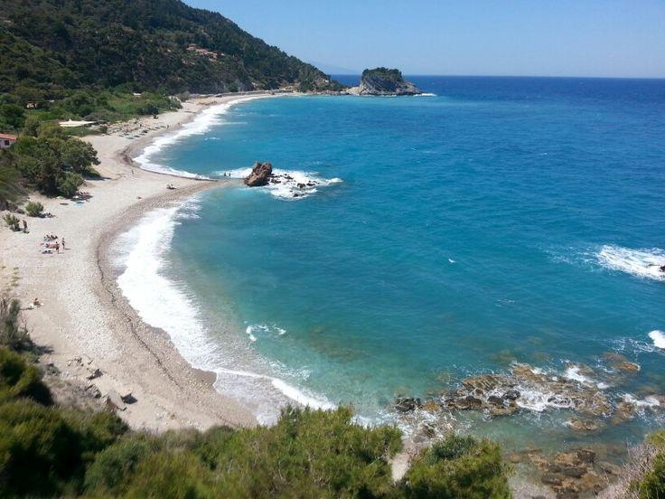 Greece, Samos, Potami beach