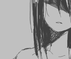 Sad anime black and white wallpaper tumblr google - Black and white anime pictures ...