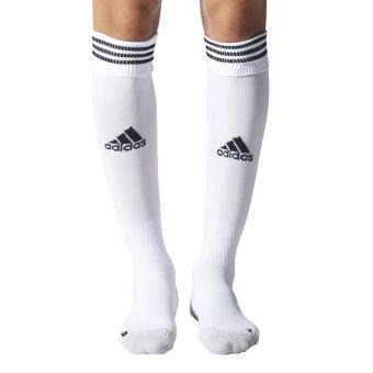 อย่าช้า  ADIDAS ถุงเท้า ฟุตบอล อาดิดาส Football Sock Adisock12 X10313 (250)  ราคาเพียง  340 บาท  เท่านั้น คุณสมบัติ มีดังนี้ -สินค้าลิขสิทธิ์แท้จาก Adidas - สินค้าใช้วัสดุคุณภาพดี มีความทนทานสูง - สามารถสวมใส่ได้ทุกเพศทุกวัย ตั้งแต่อายุ 8 ปีขึ้นไป -ได้รับการรับรองมาตรฐานการผลิตระดับโลก - ใช้สำหรับแข่งขัน หรือ ฝึกซ้อมได้ดี