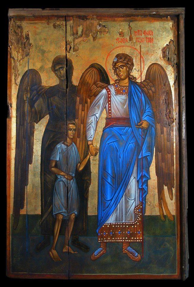 Archangel Saint Raphael