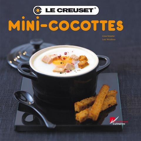 #Libro de #recetas #minicocottes #LeCreuset