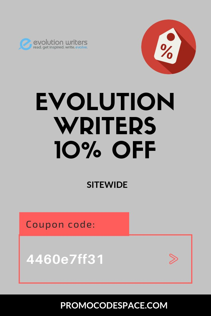 Discount code custom writing service