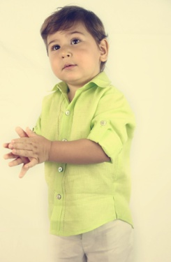 LinenKids by Ketty Tinoco - for my ring bearers