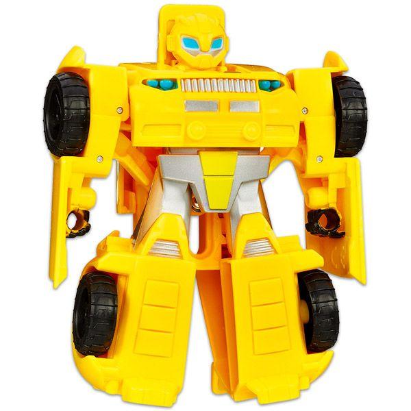 Transformers Rescue Bots mini robotok - Bumblebee - . kép