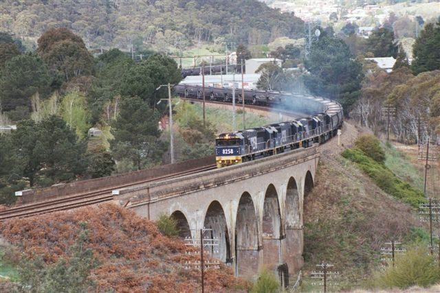 Lithgow, NSW. Farmer's Creek Viaduct