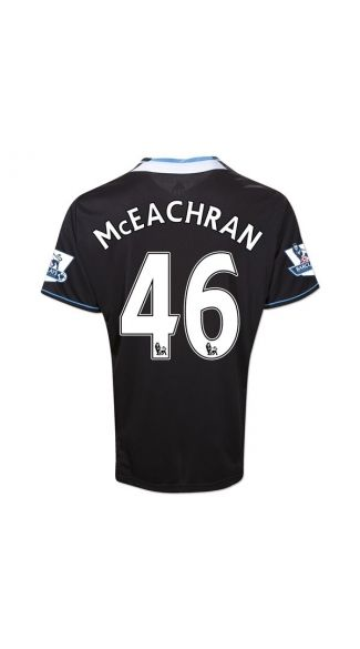 Thailand quality 11 12 chelsea mceachran 46 away football kits