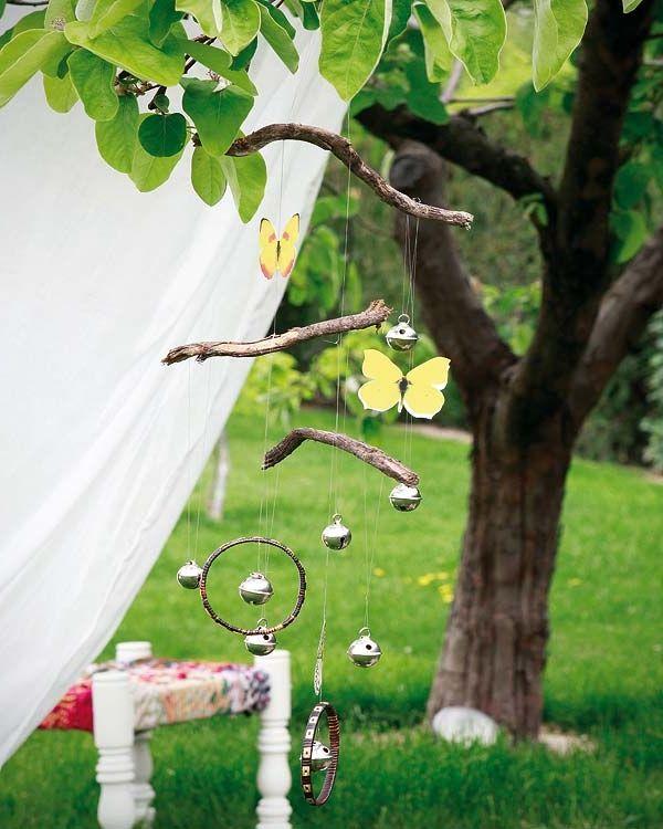 27 best Idées pour le jardin images on Pinterest   Backyard ideas ...