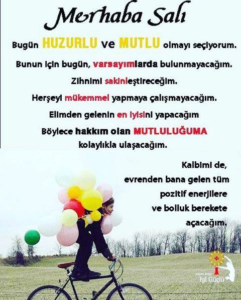 """353 Beğenme, 18 Yorum - Instagram'da Işıl Güçlü Toloğlu (@yasamkocuisilguclu): """"#merhaba #salı #pozitifenerji #pozitifdüşünce #mutluluk #çokmutluyum #şükür """""""