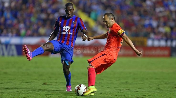 Levante UD - FC Barcelona (0-5) | FC Barcelona