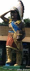 165 Best Images About Cigar Store Indians On Pinterest