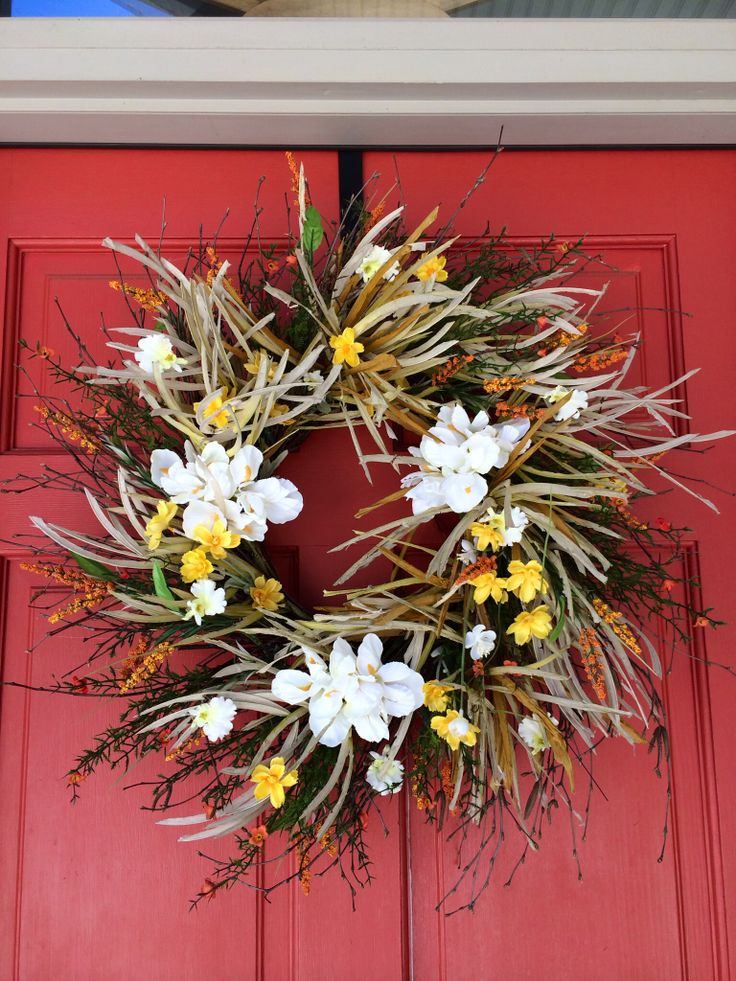 Spring Wreath !!