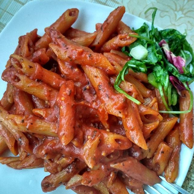 The best vegan pasta recipe. Quick and easy, mix of italian herbs and indian spices. It will save your budget and time and kill you f*cking hunger. See on remizovaleksei.com . #best #vegan #pasta #remizovvegantravels vegan food, vegan recipes, vegan blog, best vegan pasta.