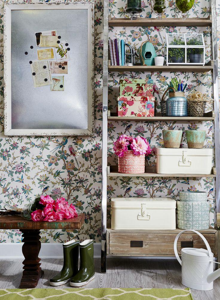 Paradis fleuri Collection Printempst 2014 Crdit