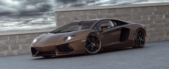 Lamborghini Aventador LP700-4 by Wheelsandmore