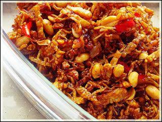 Resep cara membuat kering tempe http://resepjuna.blogspot.com/2016/04/resep-kering-tempe-kacang-teri-renyah.html masakan indonesia