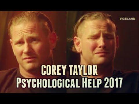 Corey Taylor - Psychological help 2017