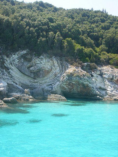 Paradise...Paxos Island.