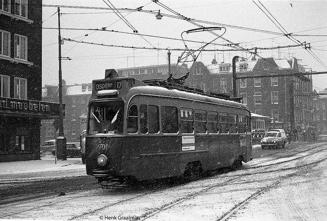 Postjesweg Amsterdam (jaartal: 1970 tot 1980) - Foto's SERC