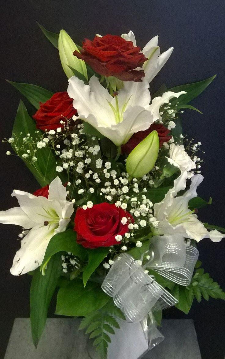 Surukimppu - ruusu, lilja