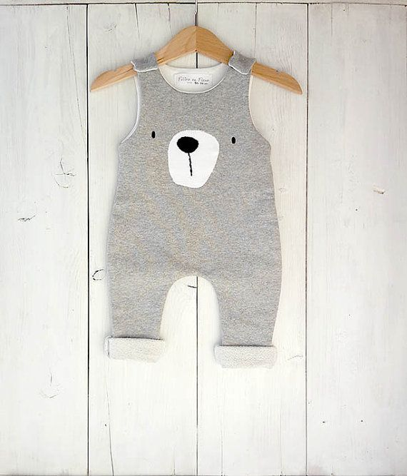 Baby Boy Dungarees, Overalls, Bib Newborn Baby Girl bear Suit plush Animals clothing, newborn, Little Bear Baby Romper, bear