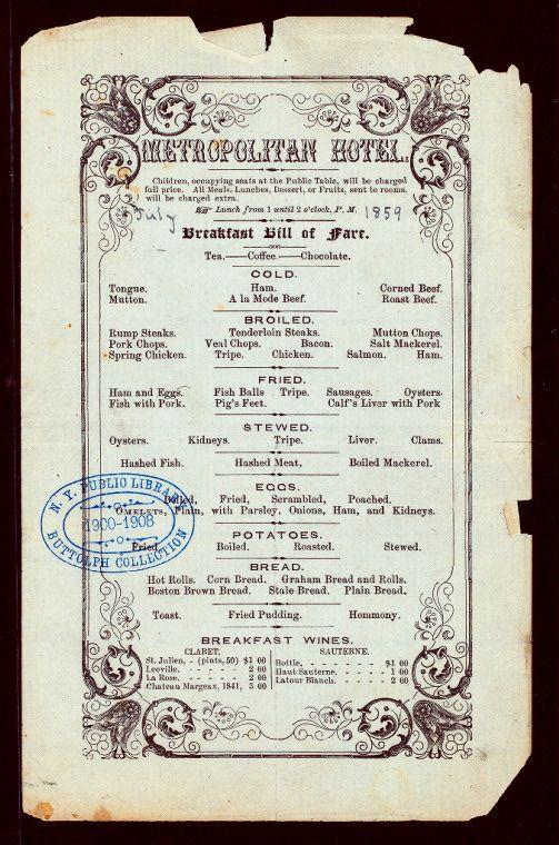 vintage menus! http://digitalgallery.nypl.org/nypldigital/dgtitle_tree.cfm?level=1&title_id=268324