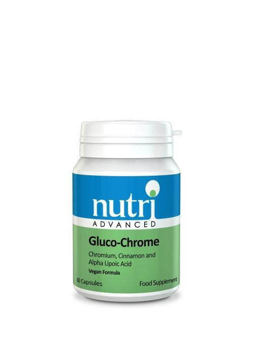 Nutri Advanced - Gluco-Chrome 60 capsules