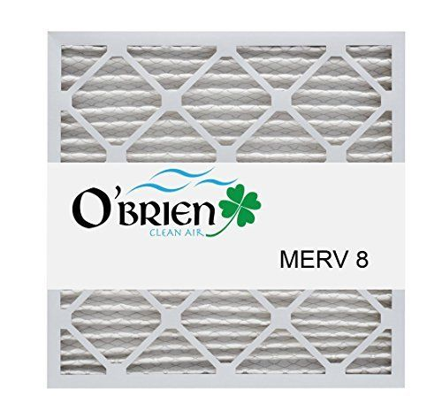 #manythings The #20x21 5/8x1 O'Brien Clean Air Filters #MERV 8 air filters are made out of 100% synthetic material. Protect your family from dust, pet dander, mol...