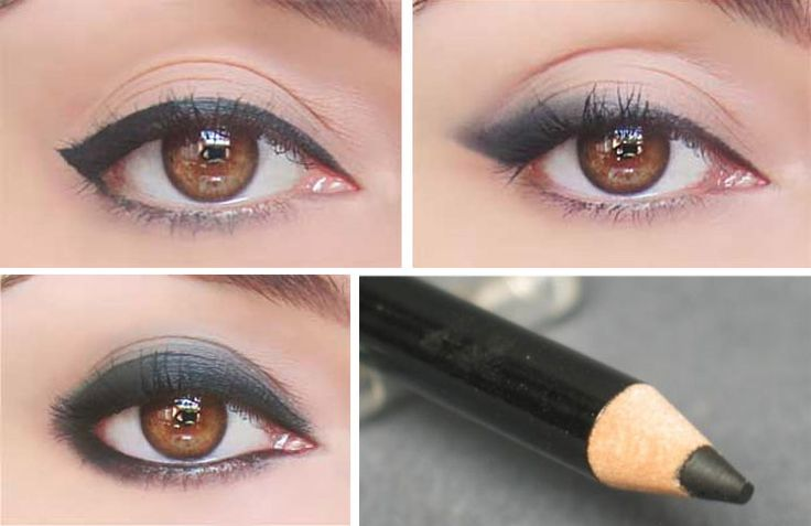 5 εκπληκτικά μακιγιάζ με 1 μόνο μολύβι ματιών (1)